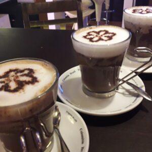 CAFE AL CHOCOLATE