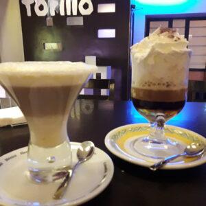 café coco e Irlandès
